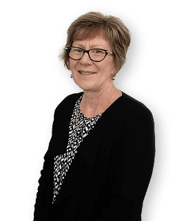 Glenda McCarthy, Client Services Administrator
