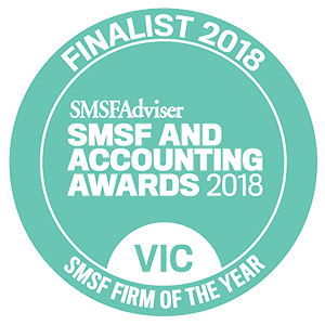 SMSF Adviser - (Finalist) SMSF Firm Of The Year