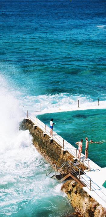 Sydney Pool - Private Tutor Location