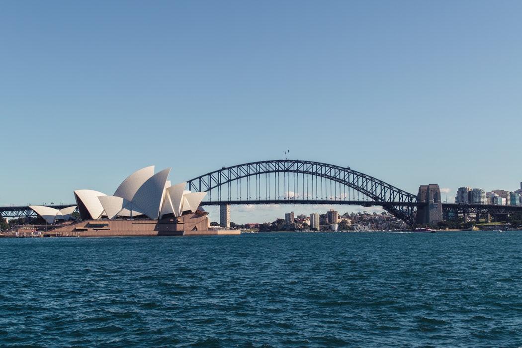 Photo of Sydney Harbour Bridge to show private tutoring location