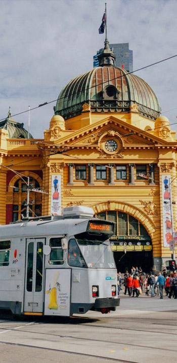 Melbourne City - Private Tutoring Location