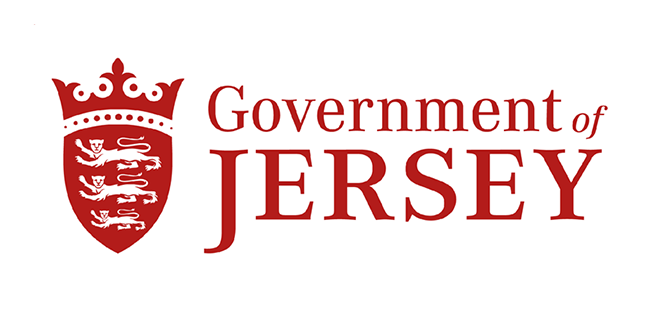 Government of Jersey logo and link