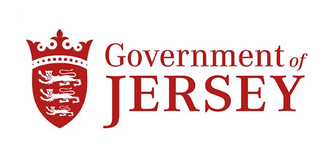 شعار حكومة جيرسي ورابطها