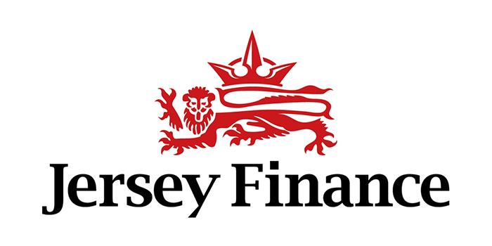 شعار جيرسي المالية ورابط