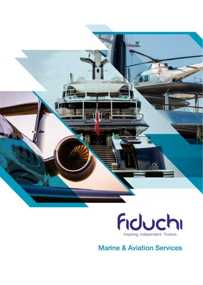 Fiduchi Marine & Aviation Services Brochure