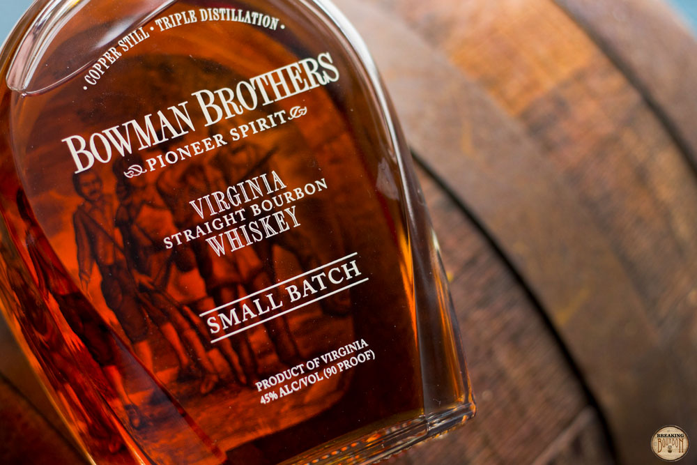 Bowman Brothers Small Batch Review | Breaking Bourbon