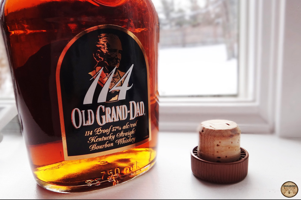 Old Grand-Dad 114 Bourbon Review | Breaking Bourbon
