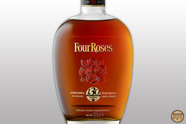 four roses limited edition 2018