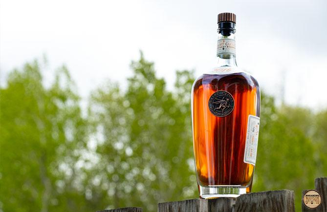 Saint Cloud Kentucky Bourbon - 2016 Batch #1 | Breaking Bourbon
