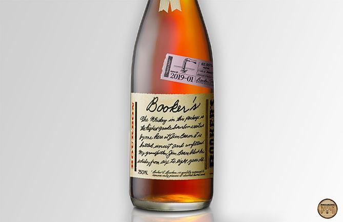 "Booker's Bourbon Batch 2019-01 ""Teresa's Batch"" | Breaking Bourbon"