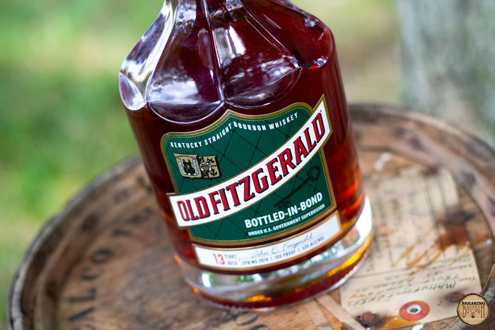 Old Fitzgerald Bottled-in-Bond 13 Year Spring 2019 Release Review | Breaking Bourbon