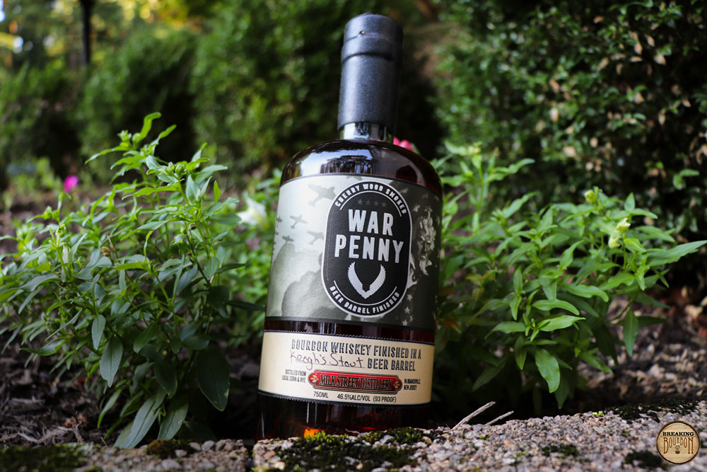 War Penny Krogh's Stout Beer Barrel Finish Bourbon Tasting Notes | Breaking Bourbon