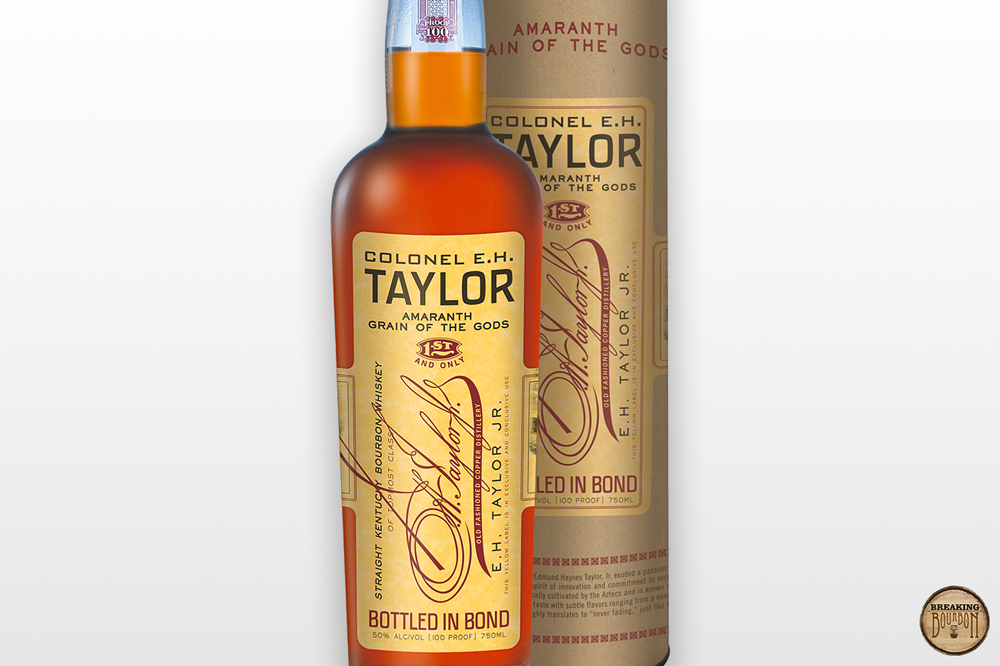 E.H. Taylor Jr. Amaranth Grain of the Gods Review | Breaking Bourbon