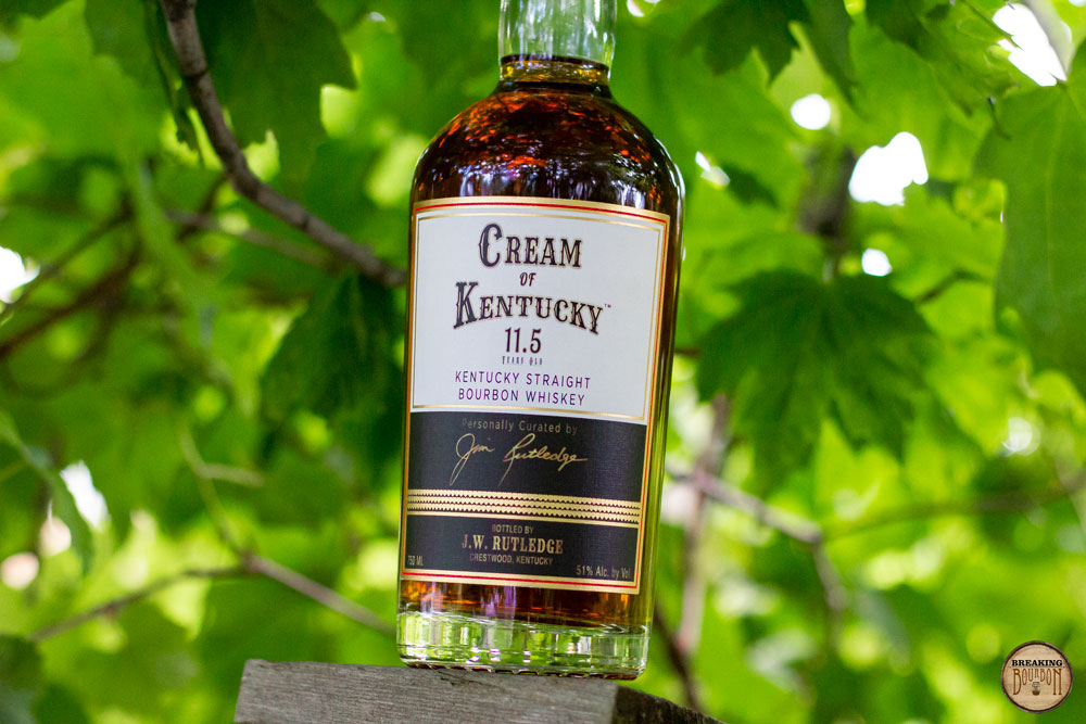 Cream of Kentucky Bourbon Review | Breaking Bourbon