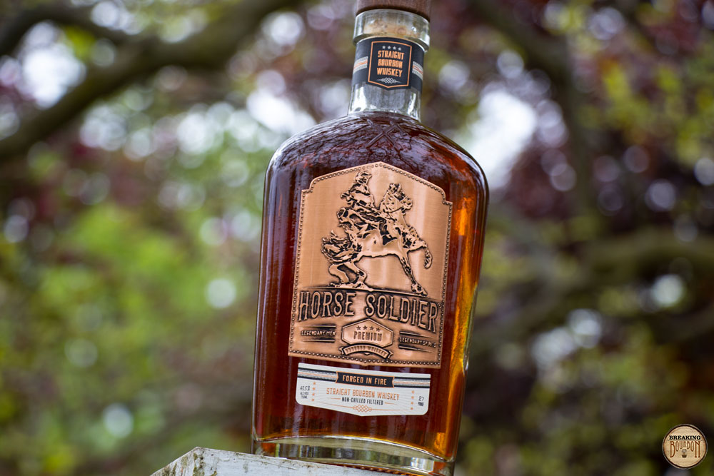 Horse Soldier Bourbon Whiskey Tasting Notes | Breaking Bourbon