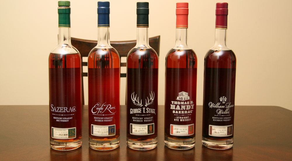 Press Release: BUFFALO TRACE DISTILLERY RELEASES HIGHLY SOUGHT AFTER 2019 ANTIQUE COLLECTION WHISKEYS