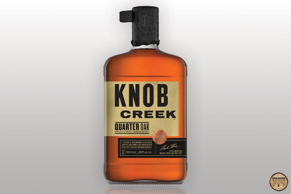 Knob Creek Quarter Oak Bourbon Review | Breaking Bourbon
