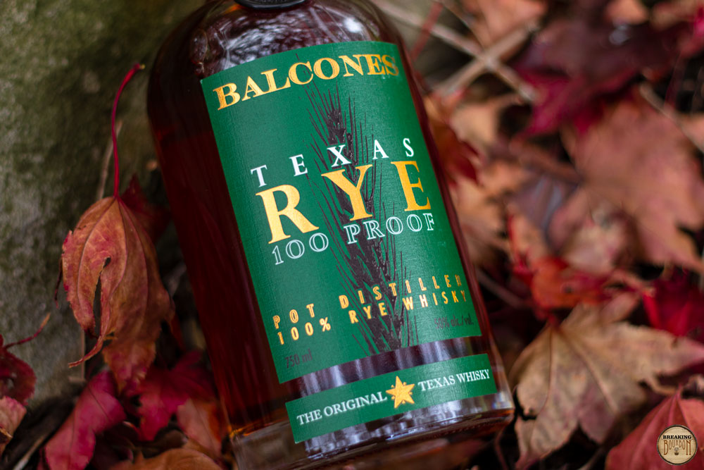 Balcones Texas Rye Review | Breaking Bourbon