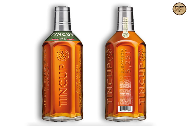 Press Release: TINCUP® Mountain Whiskey Announces the Release of New TINCUP® Rye