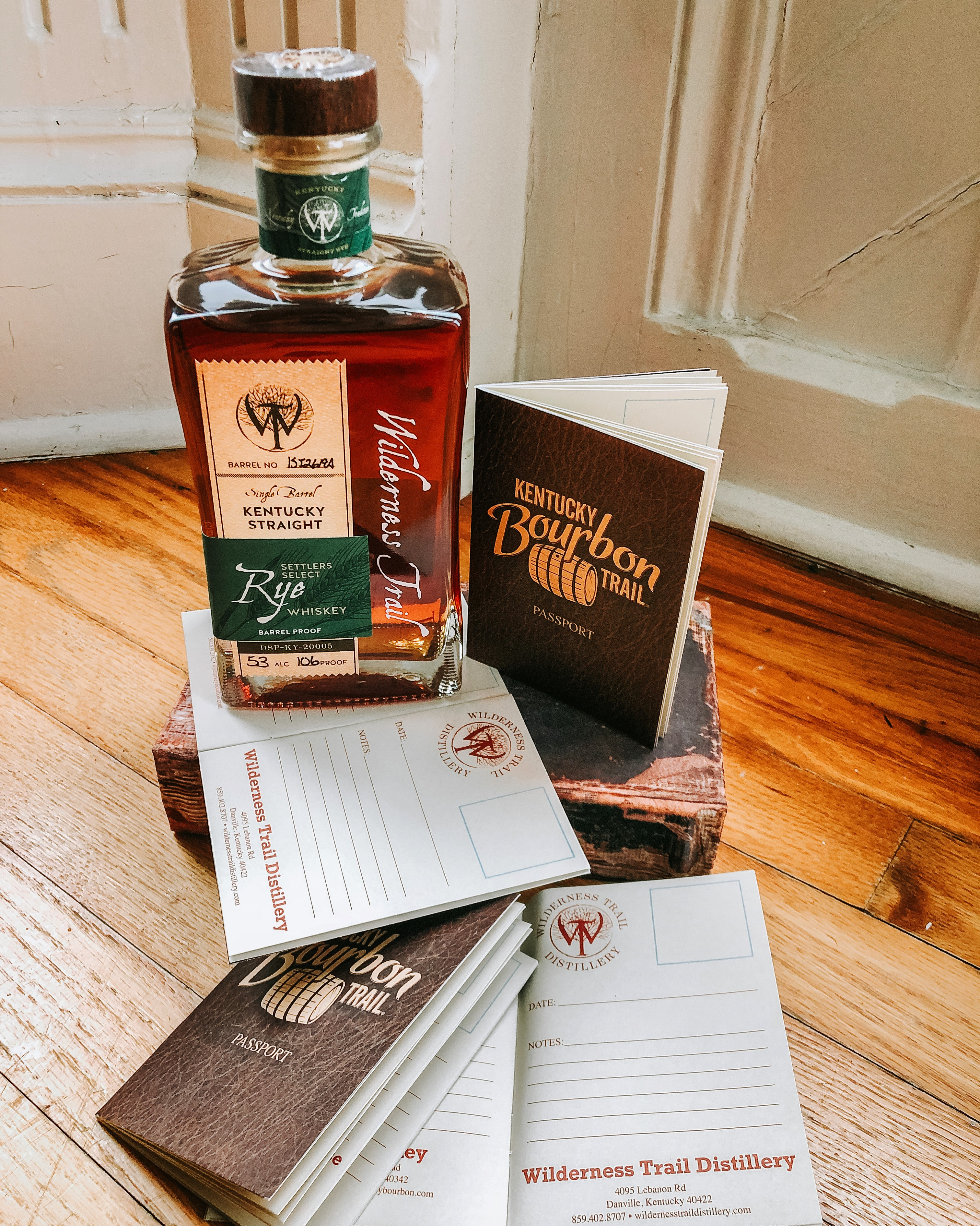 Press Release: Wilderness Trail Distillery Barrels Up to the Kentucky Bourbon Trail® Tour