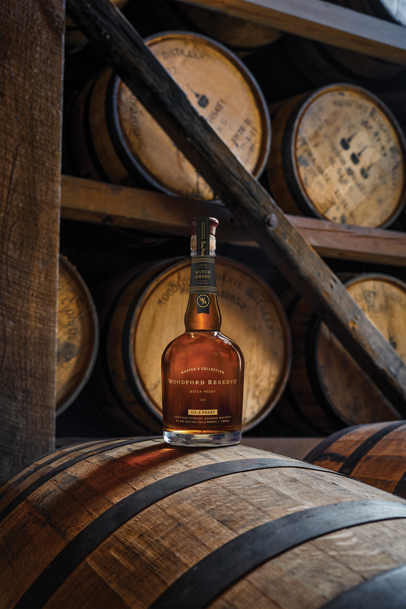 Press Release: Woodford Reserve Bourbon Releases Limited-Edition Batch Proof Series