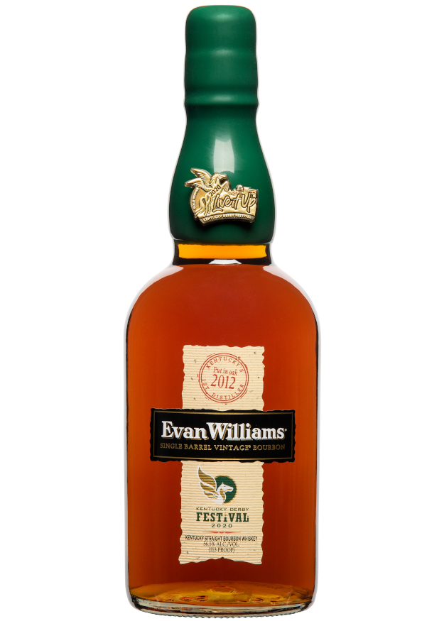 Press Release: Evan Williams Bourbon Experience Releases Annual Limited Edition Kentucky Derby Festival Bourbon Bottle