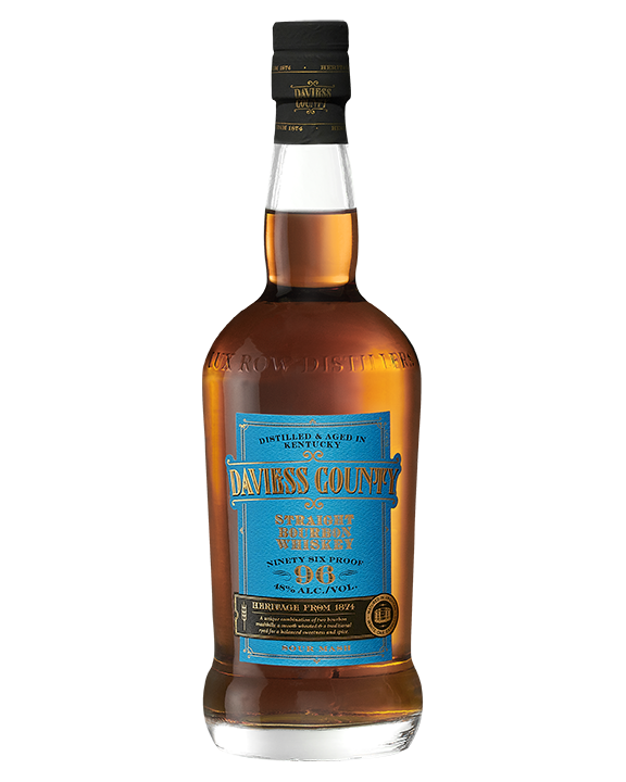 Press Release: Lux Row Distillers Re-Launches Daviess County Kentucky Straight Bourbon