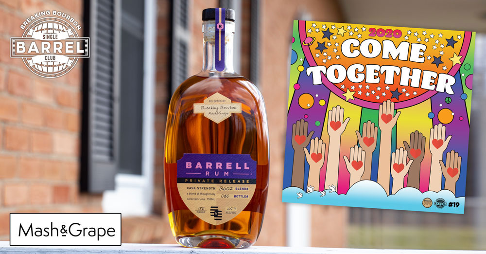 """SBC #19: Barrell Rum """"Come Together""""   Breaking Bourbon"""