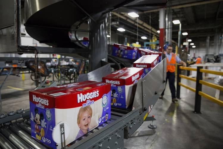 Huggies Manufacturing Plant MRP Case Study