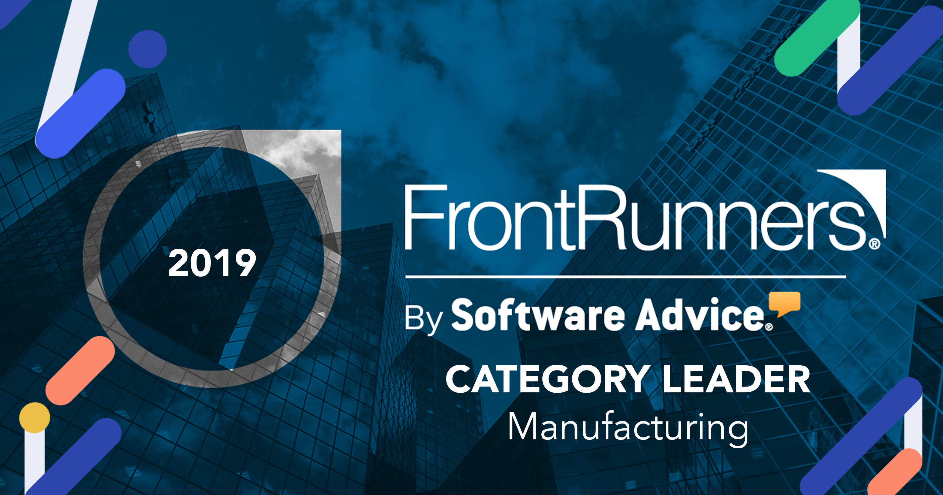 WorkClout Named #1 Manufacturing Software by Software Advice 2019