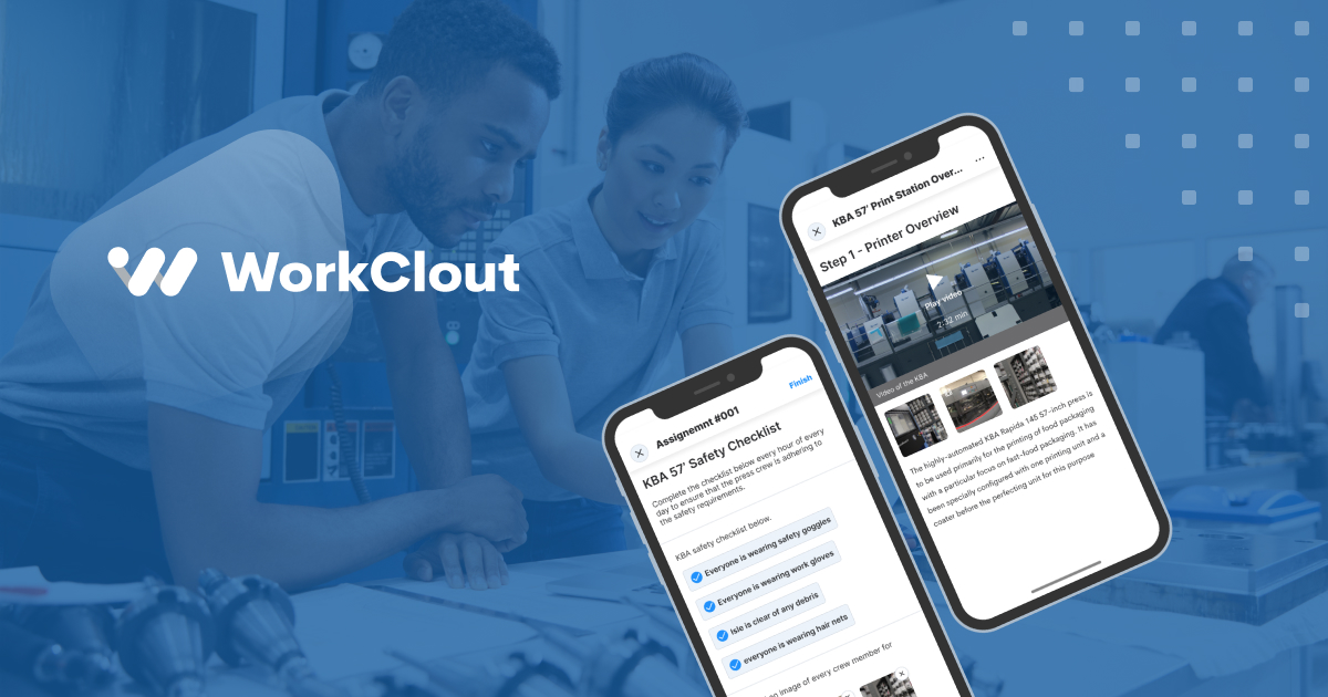 WorkClout Raises $2.3 Million to Empower Front Line Workers