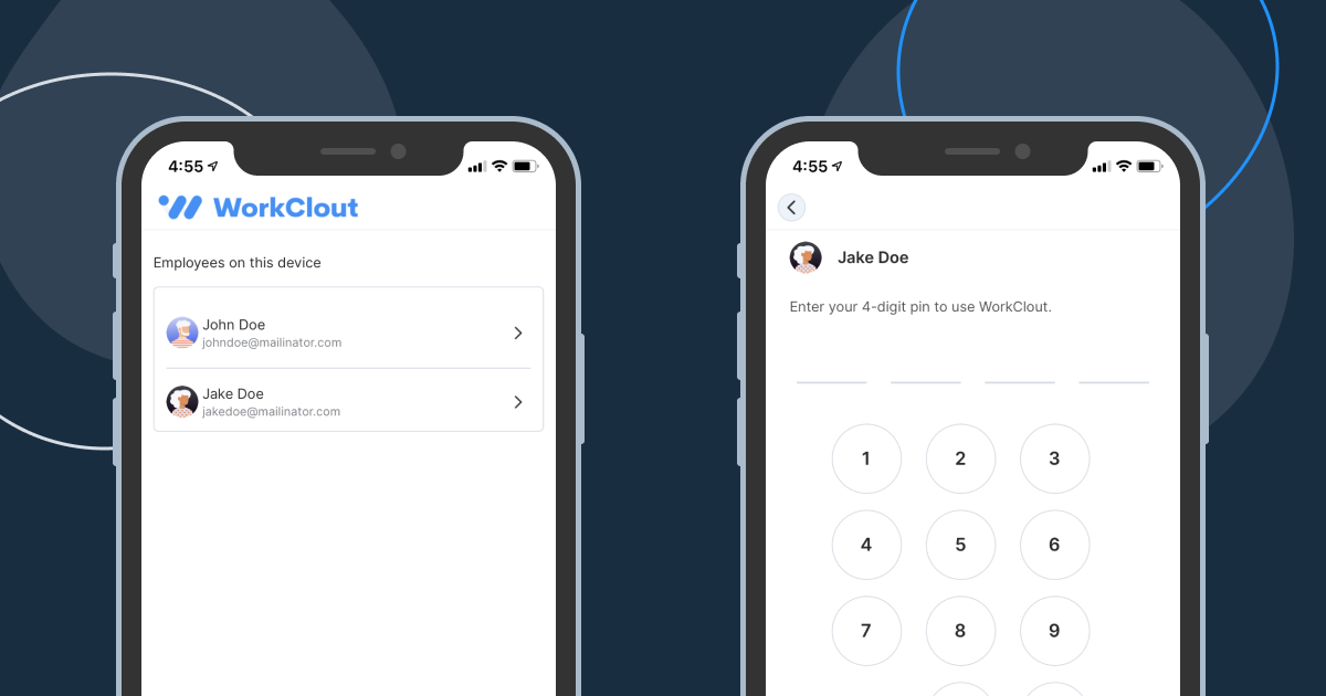 New Feature: Enable Sharing On The WorkClout App