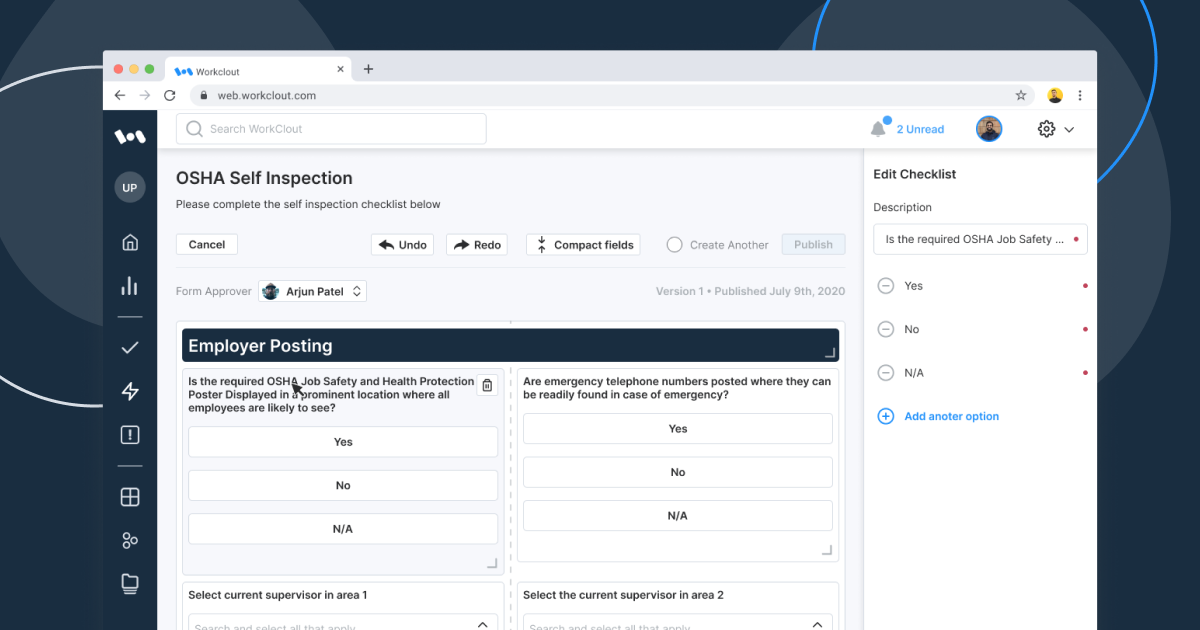 New Feature: New Custom Form Builder