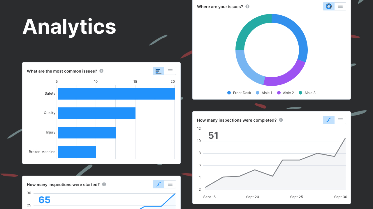 Feature Update: A Fresh Look For Analytics
