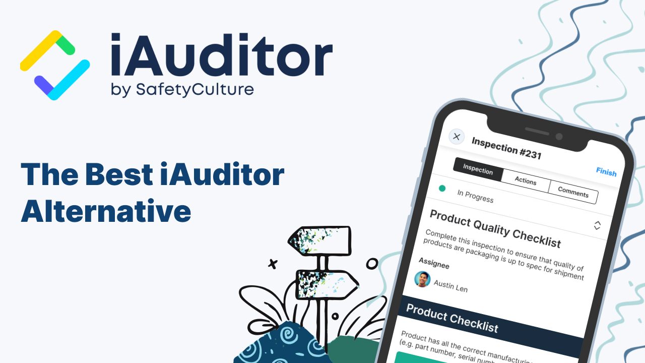 The Best Alternative to iAuditor by Safety Culture