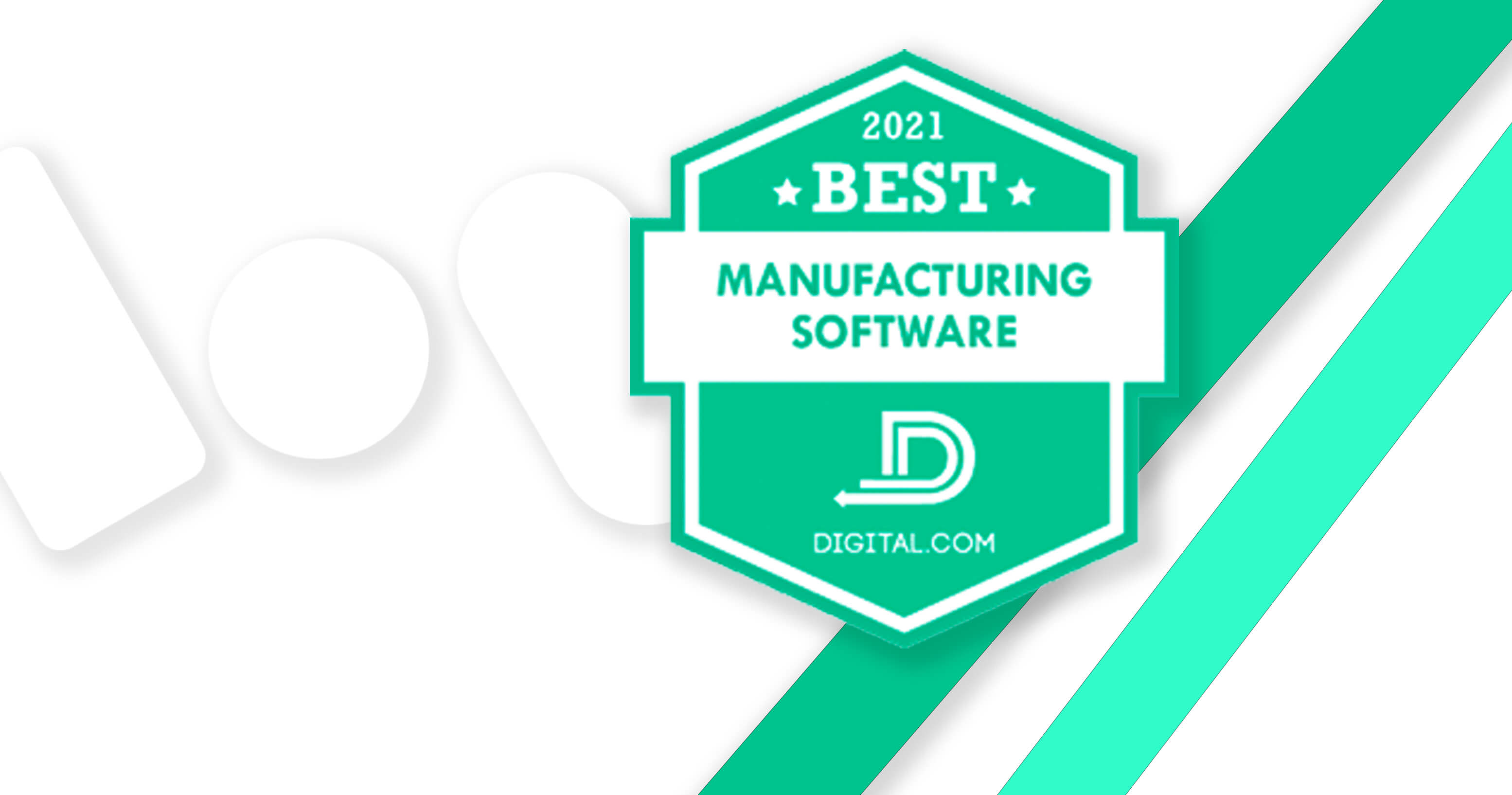 WorkClout named Best Manufacturing Software 2021 by Digital.com
