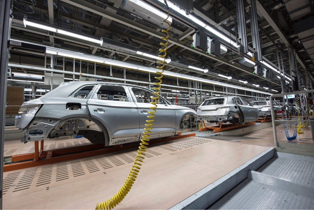 track and trace, assembly line, production, automotive,