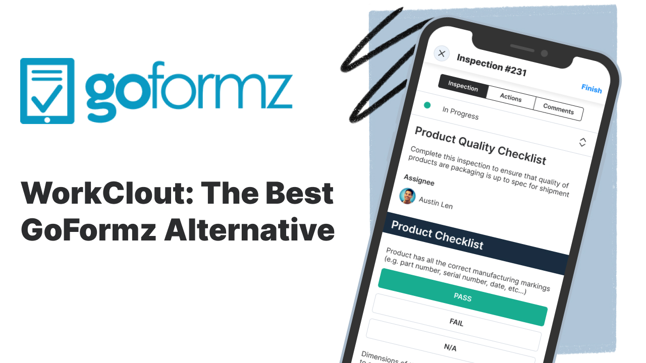 WorkClout: The Best Alternative to GoFormz