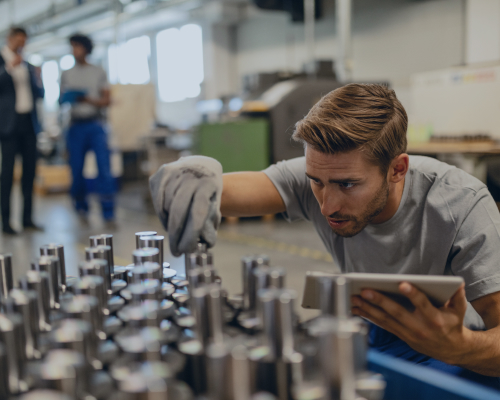 Boost your process with digital quality data for auto parts.