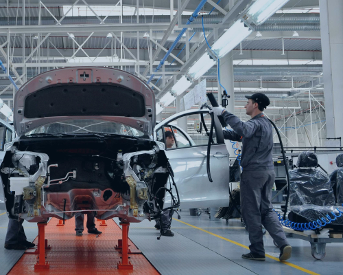 Accelerate your automotive quality process with quality data.
