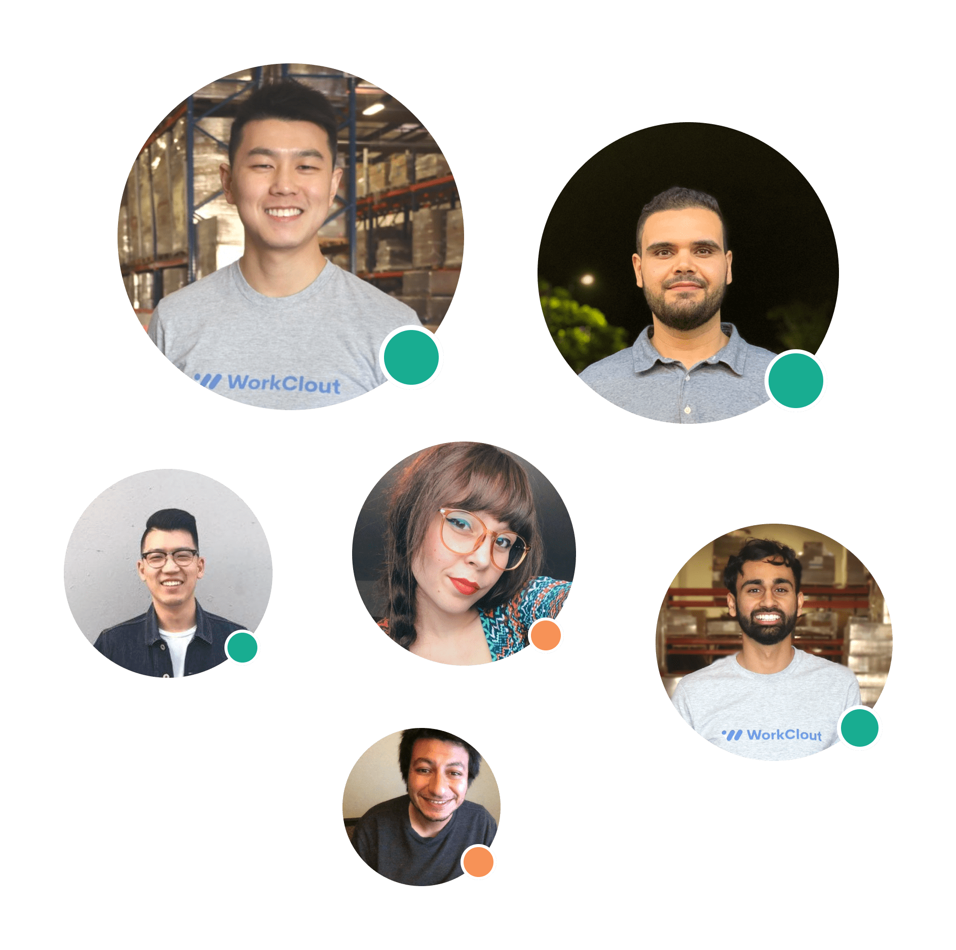 WorkClout team provides best-in-class support