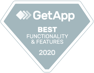 GetApp Best Functionality and Features 2020