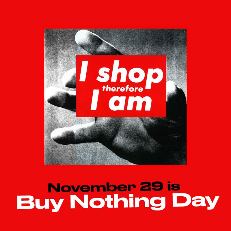 Buy Nothing Day 2019