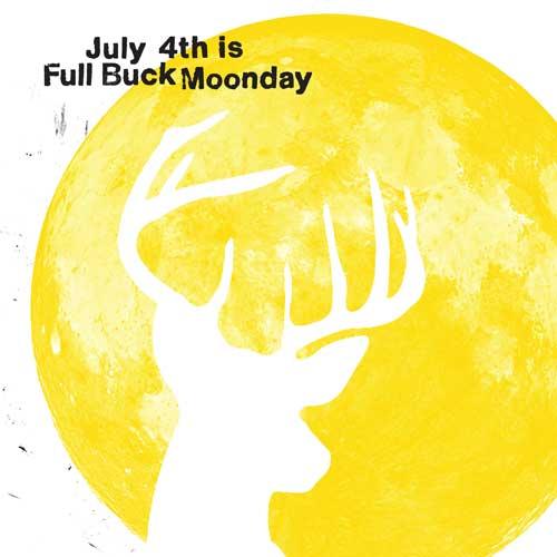 Full Buck #Moonday