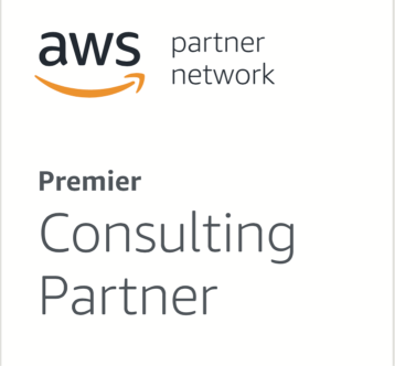 Logo von AWS Partner Network - Premier Consulting Partner