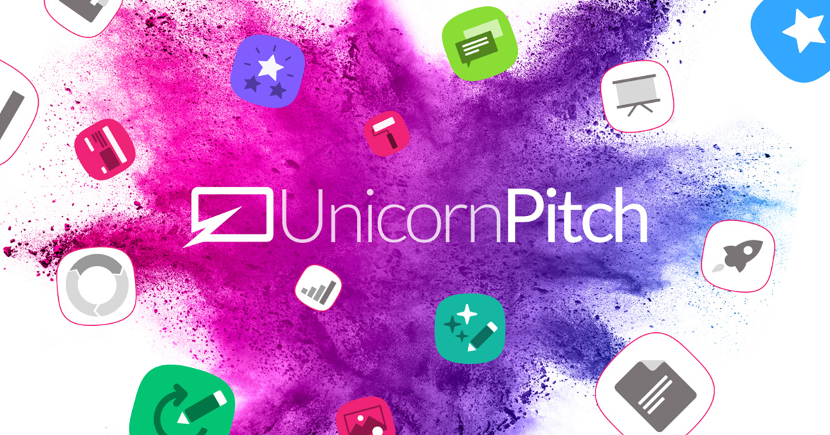 UnicornPitch - Design & Content Service for Startups