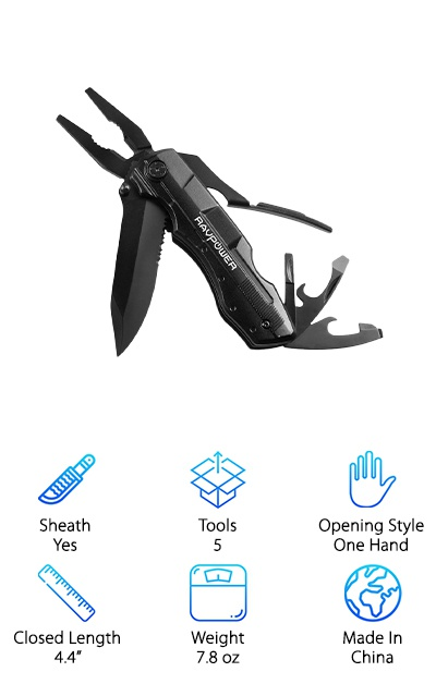 Multitool Knife RAVPower