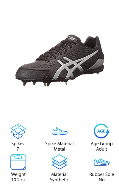ASICS Men's Baseball Shoe