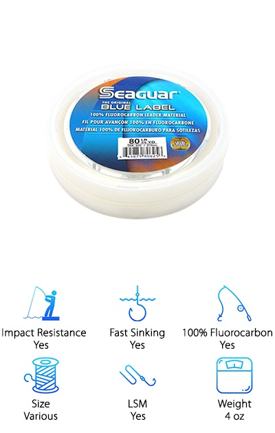 Seaguar Blue Label