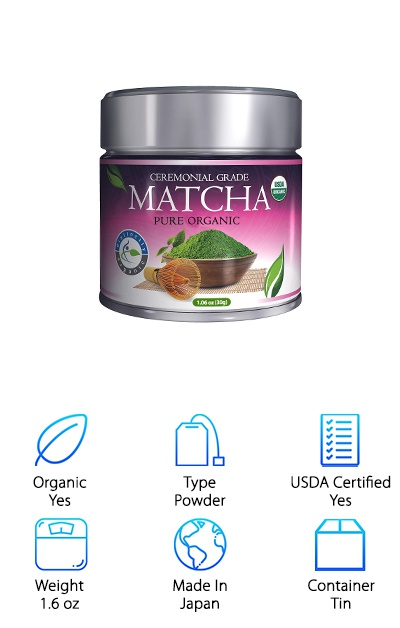 Distinctly Organic Matcha